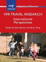 VFR Travel Research
