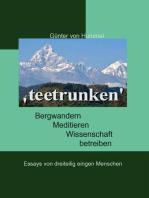 'teetrunken'