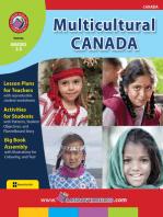 Multicultural Canada