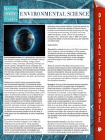 Environmental Science (Speedy Study Guides)