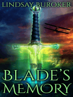 The Blade's Memory (Dragon Blood, Book 5)