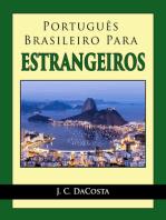 Português Brasileiro para Estrangeiros