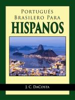 Portugués Brasilero para Hispanos