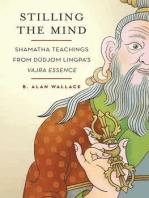 Stilling the Mind