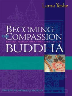 Becoming the Compassion Buddha