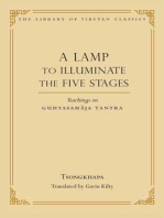 A Lamp to Illuminate the Five Stages