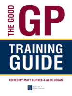 The Good GP Training Guide