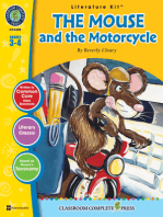 The Mouse and the Motorcycle - Literature Kit Gr. 3-4