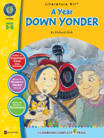 A Year Down Yonder - Literature Kit Gr. 5-6