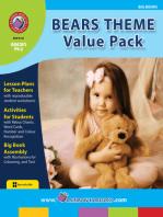 Bears Theme VALUE PACK