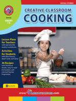 Creative Classroom Cooking