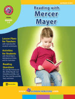 Reading with Mercer Mayer (Author Study)