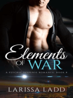 Elements of War (An Elemental Series, #8)
