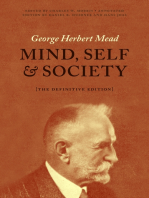 Mind, Self, and Society