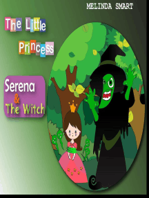 The Little Princess Serena & The Witch: The Little Princess Serena, #5