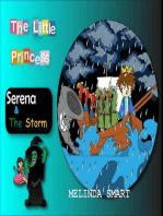 The Little Princess Serena & The Storm