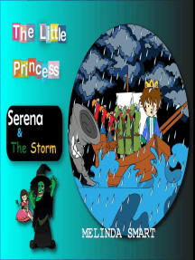 The Little Princess Serena & The Storm: The Little Princess Serena, #8