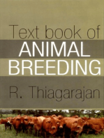 Text Book of Animal Breeding