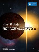 Mari Belajar Pemrograman Berorientasi Objek menggunakan Visual C# 6.0