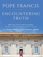 Encountering Truth by Pope Francis(Chapter 1)