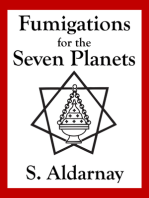 Fumigations for the Seven Planets