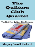The Quilters Club Quartet (The First Four Quilters Club Mysteries)