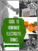 Guide to Homemade Electrolyte Drinks