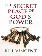 The Secret Place of God's Power