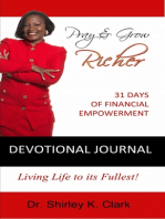 Pray & Grow Richer Devotional Journal