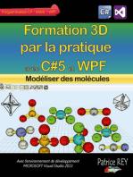 Formation 3D par la pratique avec C#5 et WPF: Modeliser des molecules