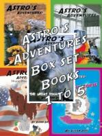 Astro's Adventures Illustrated Box Set Books 1 to 5