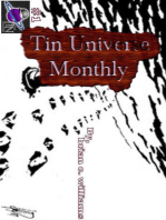 Tin Universe Monthly #1