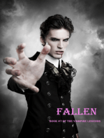 Fallen (Book #7 of the Vampire Legends)