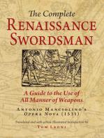 The Complete Renaissance Swordsman