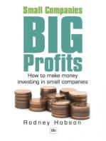 Small Companies, Big Profits