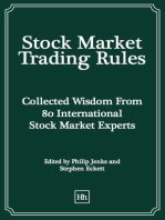 Stock Market Trading Rules