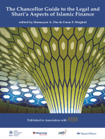 The Chancellor Guide to the Legal and Shari'a Aspects of Islamic Finance