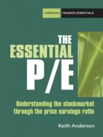 The Essential P/E