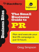 The Small Business Guide to PR