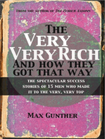 The Very, Very Rich and How They Got That Way