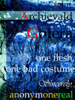 One Flesh, One Bad Costume