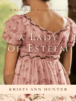 A Lady of Esteem (Hawthorne House)