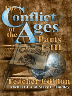 Conflict of the Ages Teacher Edition 1-3