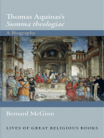 Thomas Aquinas's Summa theologiae: A Biography