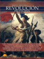 Breve historia de la Revolución Francesa