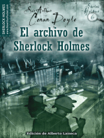 El archivo de Sherlock Holmes
