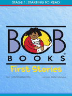 Bob Books First Stories