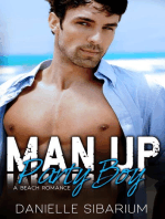 Man Up Party Boy
