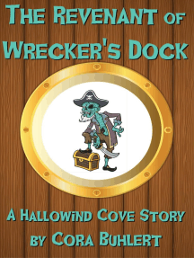 The Revenant of Wrecker's Dock: Hallowind Cove, #1
