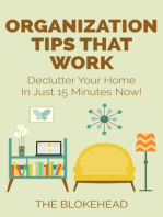 Organization Tips That Work